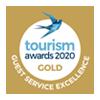 Tourism Awards 2020 Gold