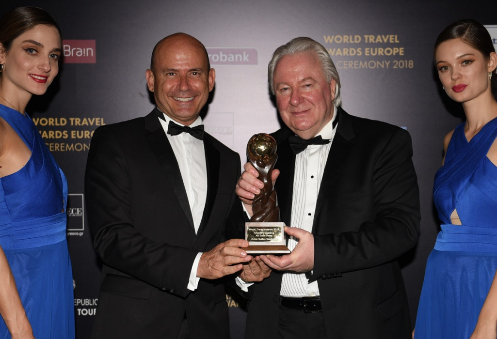 (EN) Astra Suites at the World Travel Awards 2018